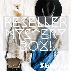 (Reseller) Variety Clothing Mystery Boxes!